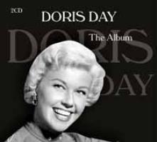 DORIS DAY  - CD+DVD THE ALBUM (2CD)
