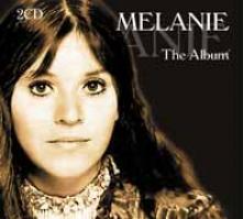 MELANIE  - CD+DVD THE ALBUM (2CD)