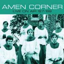 AMEN CORNER  - VINYL LIVE ON AIR â..