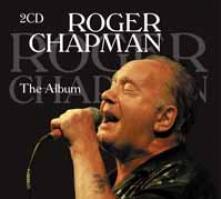 ROGER CHAPMAN  - CD+DVD THE ALBUM (2CD)