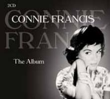 CONNIE FRANCIS  - CD+DVD THE ALBUM (2CD)