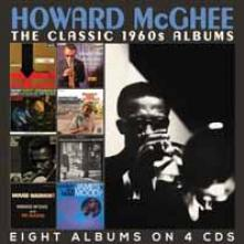 HOWARD MCGHEE  - 4xCD THE CLASSIC 1960S ALBUMS (4CD)