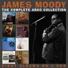 JAMES MOODY  - 4xCD THE COMPLETE ARGO COLLECTION (4CD)