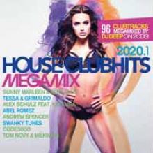 VARIOUS  - CD+DVD HOUSE CLUBHIT..