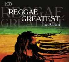 REGGAE GREATEST  - CD+DVD THE ALBUM (2CD)