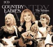 VARIOUS  - CD+DVD COUNTRY LADIES - THE ALBUM (2CD)