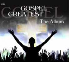 VARIOUS  - CD+DVD GOSPEL GREATEST - THE ALBUM (2CD)