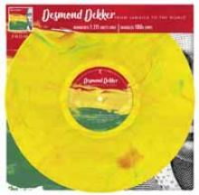 DESMOND DEKKER  - VINYL FROM JAMAICA TO THE WORLD [VINYL]