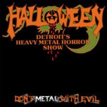 HALLOWEEN  - VINYL DON'T METAL WI..