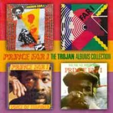 PRINCE FAR I  - CD+DVD THE TROJAN AL..
