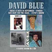 DAVID BLUE  - CD+DVD THESE 23 DAYS..