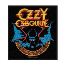 OZZY OSBOURNE  - PTCH BAT (PATCH)