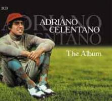 ADRIANO CELENTANO  - CD+DVD THE ALBUM (2CD)