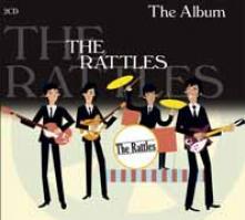 RATTLES  - CD+DVD THE ALBUM (2CD)