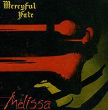 MERCYFUL FATE  - CDD MELISSA (RE-ISSUE)