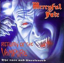 MERCYFUL FATE  - VINYL RETURN OF THE ..