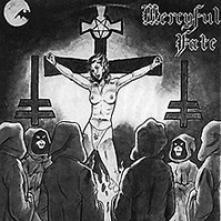 MERCYFUL FATE  - CD MERCYFUL FATE EP