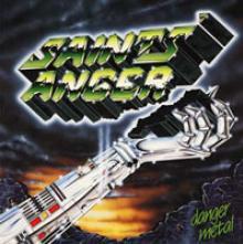 SAINT'S ANGER  - CD DANGER METAL