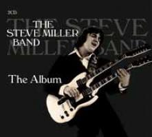 STEVE MILLER BAND  - CD+DVD THE ALBUM (2CD)