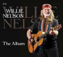 WILLIE NELSON  - CD+DVD THE ALBUM (2CD)