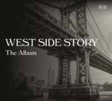 WEST SIDE STORY  - CD+DVD THE ALBUM (2CD)