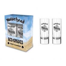 MOTORHEAD  - SHOT2 ACE OF SPADES (SHOT GLASSES)