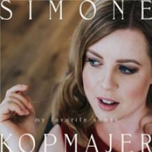 SIMONE KOPMAJER  - CD+DVD MY FAVORITE SONGS