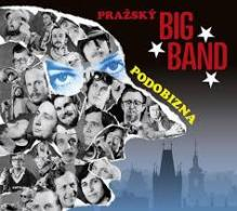 PRAZSKY BIG BAND  - CD PODOBIZNA