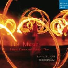 CAPELLA DE LA TORRE  - CD FIRE MUSIC - INFERNAL..