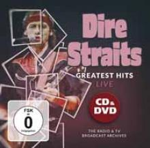 GREATEST HITS LIVE (CD+DVD)