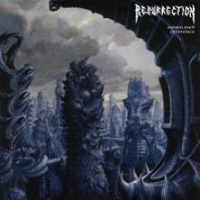 RESURRECTION  - CD+DVD EMBALMED EXISTENCE (2CD)