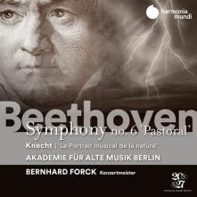 AKADEMIE MUSIK BERLIN  - CD BEETHOVEN SYMPHO