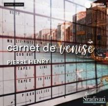 PIERRE HENRY  - CD CARNET DE VENISE