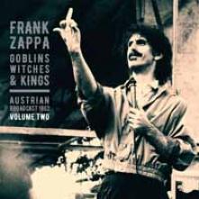 FRANK ZAPPA  - 2xVINYL GOBLINS, WIT..