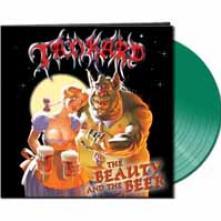 TANKARD (GREEN VINYL)  - VINYL THE BEAUTY AND THE BEER [VINYL]