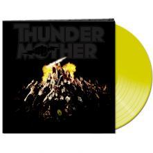 THUNDERMOTHER  - VINYL HEAT WAVE (YELLOW VINYL) [VINYL]
