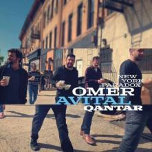 AVITAL OMER  - CD QANTAR: NEW YORK PARADOX