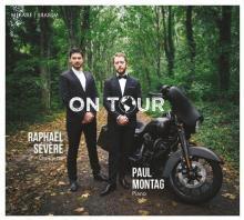 SEVERE RAPHAEL/PAUL MONT  - CD ON TOUR