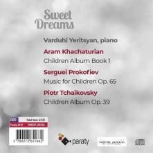 YERITSYAN VARDUHI  - CD SWEET DREAMS
