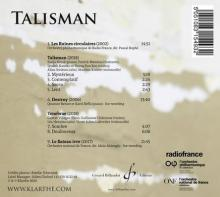 KAROL BEFFA PIANO  - CD TALISMAN