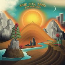 ROSE CITY BAND  - CD SUMMERLONG