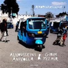 ANIVOLLA ALHOUSSEINI & G  - CD AFROPENTATONISM