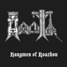 HEXECUTOR  - CD HANGMEN OF ROAZHON -EP-