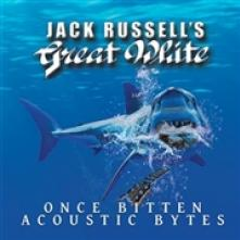 JACK RUSSELL'S GREAT WHITE  - CD ONCE BITTEN ACOUSTIC