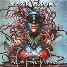 DAVEY ALAN  - 4xCD FOUR TRACK MIND