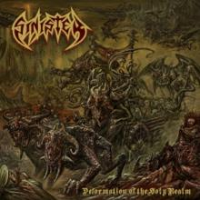 SINISTER  - CD DEFORMATION OF THE HOLY REALM