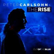 PETER CARLSOHN'S THE RI..  - CD OUT OF THE BLUE