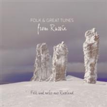 VARIOUS  - CD+DVD FOLK AND GREAT TUNES FROM RUSSIA