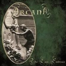 ARCANA  - CD LAST EMBRACE -REISSUE-