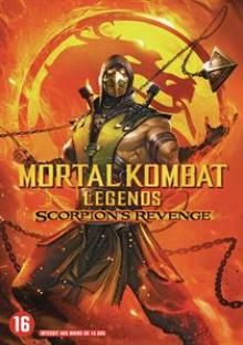 ANIMATION  - DVD MORTAL KOMBAT LEGENDS:..
